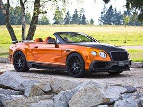 Ver foto 4 de Mansory Bentley Continental GTC 2015