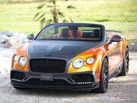 Ver foto 3 de Mansory Bentley Continental GTC 2015