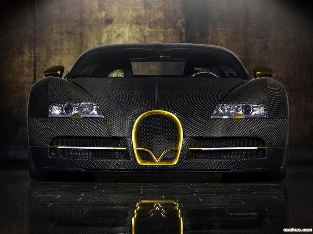 Foto 0 de Bugatti Veyron Mansory Linea Vincero dOro 2010