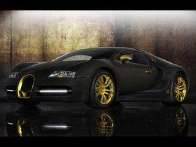 Ver foto 3 de Bugatti Veyron Mansory Linea Vincero dOro 2010