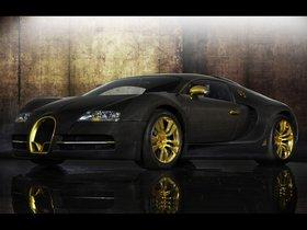 Ver foto 2 de Bugatti Veyron Mansory Linea Vincero dOro 2010