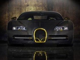 Ver foto 1 de Bugatti Veyron Mansory Linea Vincero dOro 2010