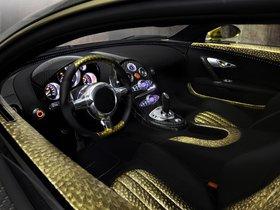 Ver foto 11 de Bugatti Veyron Mansory Linea Vincero dOro 2010