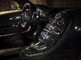 Ver foto 10 de Bugatti Veyron Mansory Linea Vincero dOro 2010