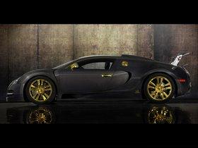 Ver foto 7 de Bugatti Veyron Mansory Linea Vincero dOro 2010