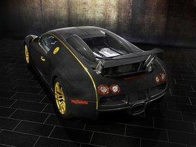 Ver foto 6 de Bugatti Veyron Mansory Linea Vincero dOro 2010