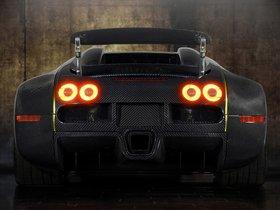 Ver foto 5 de Bugatti Veyron Mansory Linea Vincero dOro 2010