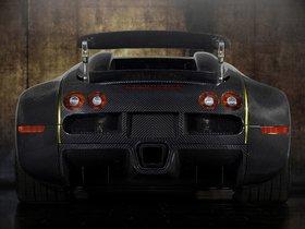 Ver foto 4 de Bugatti Veyron Mansory Linea Vincero dOro 2010