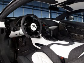 Ver foto 4 de Mansory Bugatti Veyron Vivere 2014