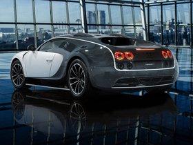 Ver foto 2 de Mansory Bugatti Veyron Vivere 2014