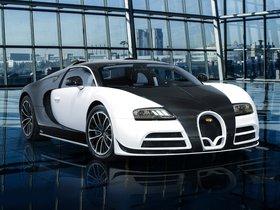 Ver foto 1 de Mansory Bugatti Veyron Vivere 2014