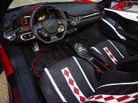 Ver foto 7 de Mansory Ferrari 458 Spider Monaco Edition 2012