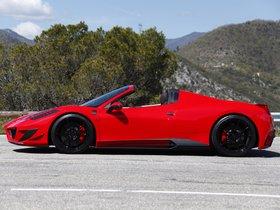 Ver foto 5 de Mansory Ferrari 458 Spider Monaco Edition 2012