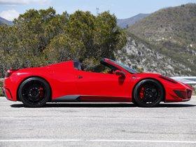 Ver foto 4 de Mansory Ferrari 458 Spider Monaco Edition 2012