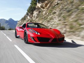 Ver foto 1 de Mansory Ferrari 458 Spider Monaco Edition 2012