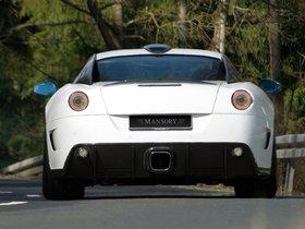 Ver foto 11 de Mansory Ferrari 599 GTB Fiorano Stallone 2008
