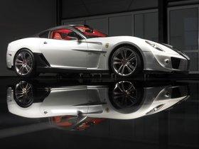 Ver foto 3 de Mansory Ferrari 599 GTB Fiorano Stallone 2008