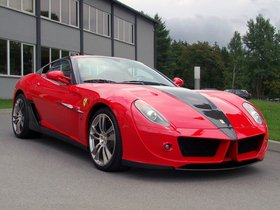 Ver foto 2 de Mansory Ferrari 599 GTB Fiorano Stallone 2008