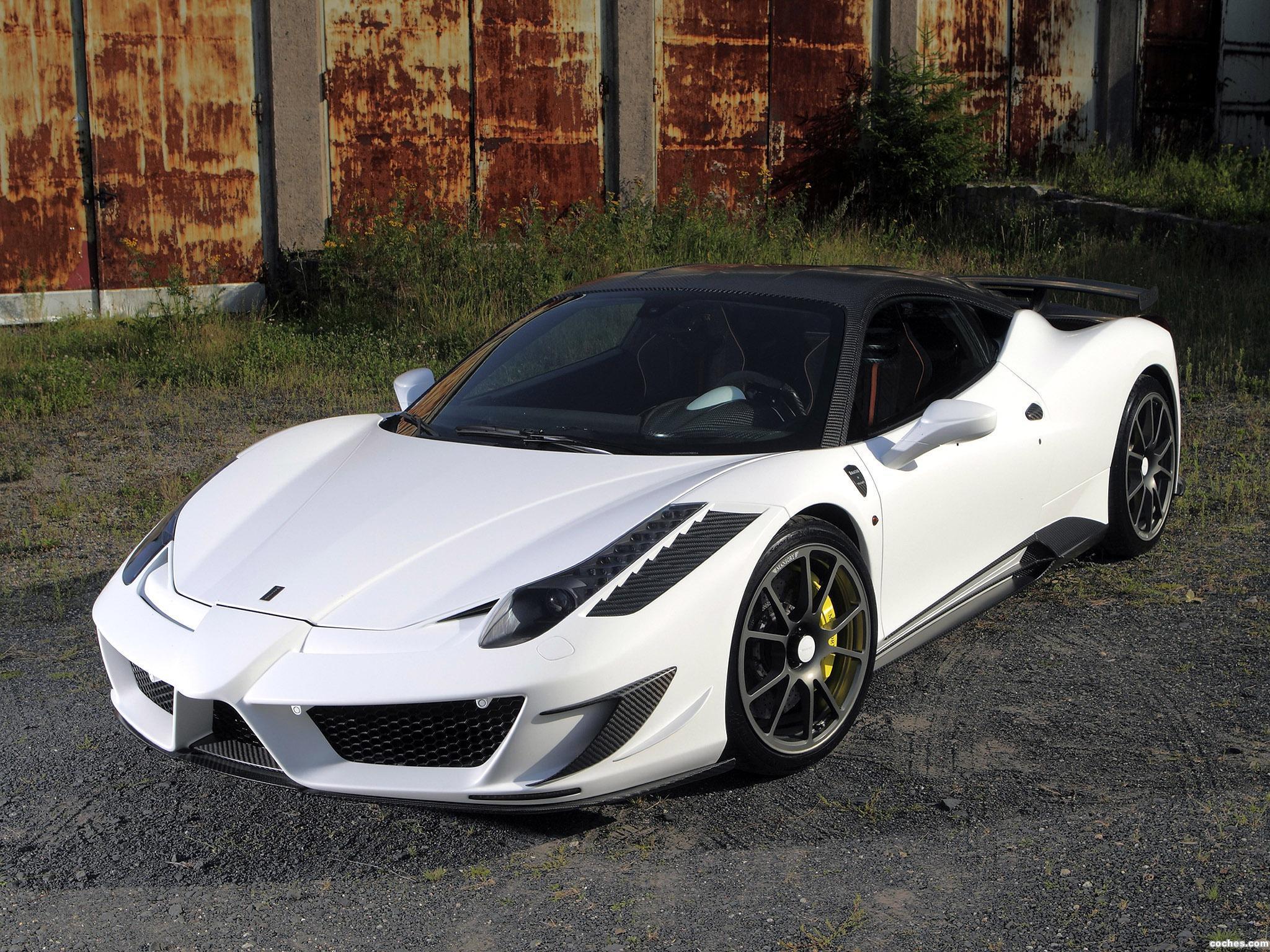 Foto 0 de Mansory Ferrari Siracusa 2011