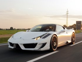 Ver foto 6 de Mansory Ferrari Siracusa 2011