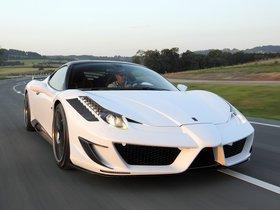 Ver foto 3 de Mansory Ferrari Siracusa 2011
