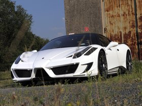 Ver foto 14 de Mansory Ferrari Siracusa 2011
