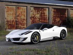 Ver foto 13 de Mansory Ferrari Siracusa 2011