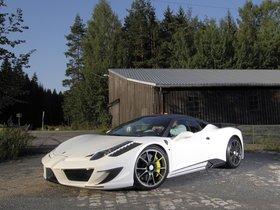 Ver foto 10 de Mansory Ferrari Siracusa 2011