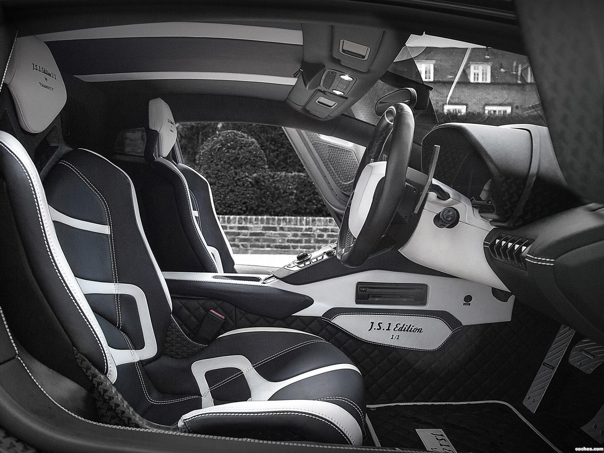 Foto 4 de Mansory Lamborghini Aventador J.S. 1 Edition 2016