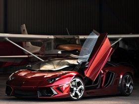Ver foto 11 de Mansory Lamborghini Aventador LP700-4 2012