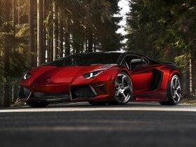 Ver foto 5 de Mansory Lamborghini Aventador LP700-4 2012