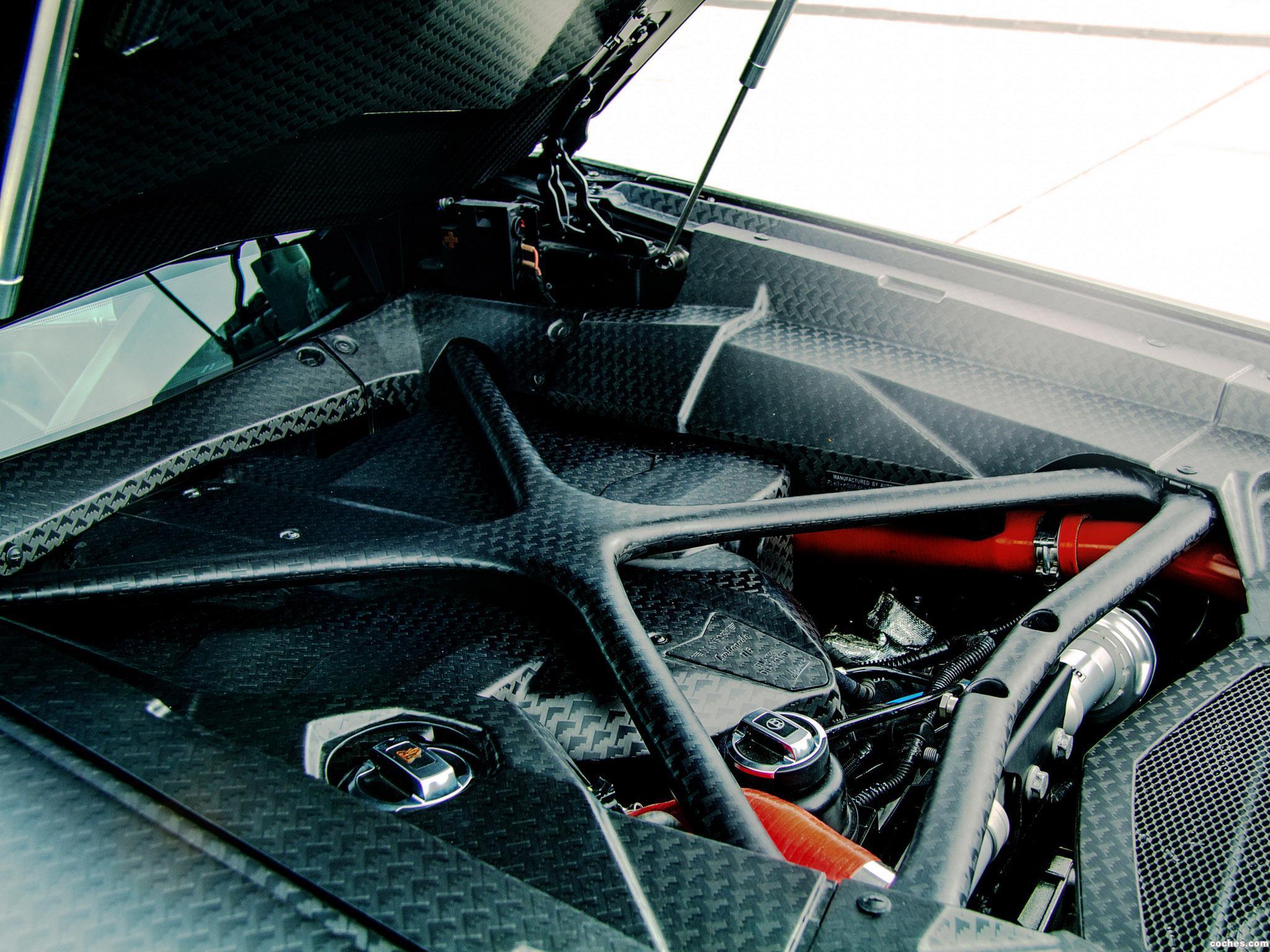 Foto 7 de Mansory Lamborghini Aventador LP700-4 Carbonado 2013