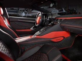 Ver foto 9 de Mansory Lamborghini Aventador LP700-4 Carbonado 2013
