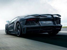 Ver foto 7 de Mansory Lamborghini Aventador LP700-4 Carbonado 2013