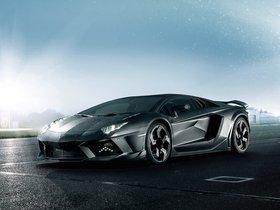 Ver foto 6 de Mansory Lamborghini Aventador LP700-4 Carbonado 2013