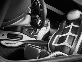 Ver foto 3 de Mansory Lamborghini Aventador LP700-4 Carbonado GT 2014