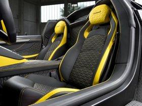 Ver foto 3 de Mansory Lamborghini Aventador LP700-4 Roadster Carbonado 2013