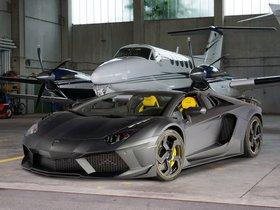Ver foto 1 de Mansory Lamborghini Aventador LP700-4 Roadster Carbonado 2013