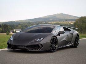 Fotos de Mansory Lamborghini Huracan 2015