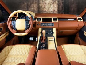 Ver foto 8 de Mansory Land Rover Range Rover Sport 2010