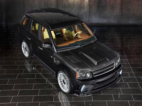 Ver foto 5 de Mansory Land Rover Range Rover Sport 2010