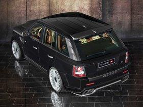 Ver foto 2 de Mansory Land Rover Range Rover Sport 2010