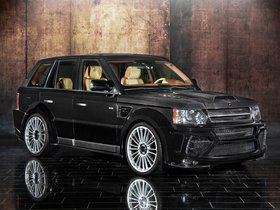 Ver foto 1 de Mansory Land Rover Range Rover Sport 2010