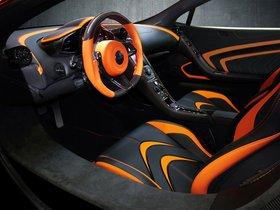 Ver foto 3 de Mansory McLaren MP4 12C 2012