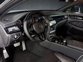 Ver foto 5 de Mansory Mercedes Clase CLS63 AMG 2012