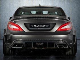 Ver foto 4 de Mansory Mercedes Clase CLS63 AMG 2012
