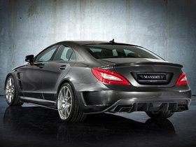 Ver foto 2 de Mansory Mercedes Clase CLS63 AMG 2012