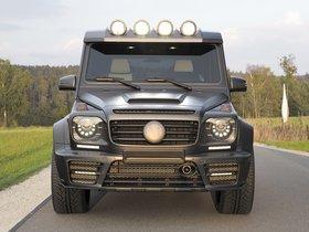 Ver foto 2 de Mansory Mercedes G Gronos Black Edition W463 2015