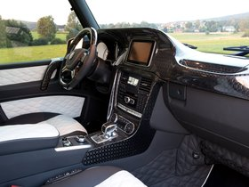 Ver foto 11 de Mansory Mercedes G Gronos Black Edition W463 2015