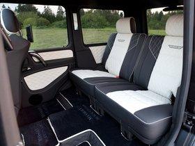 Ver foto 10 de Mansory Mercedes G Gronos Black Edition W463 2015